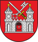 the coat of arms of Tartu