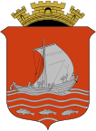 the coat of arms of Ålesund