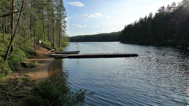 Park Narodowy Lemmenjoki, Finlandia. Wycieczka doLaponii, wycieczki doFinlandii – Hit The Road Travel