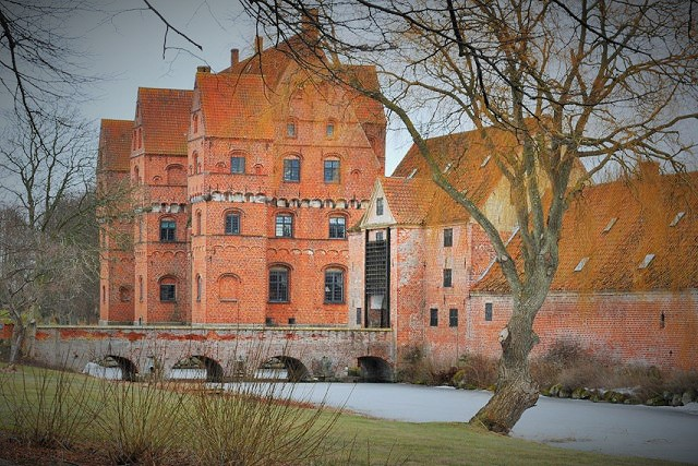Borreby Castle, Denmark. Trip to Denmark, Denmark tours, travel to Denmark – Hit The Road Travel