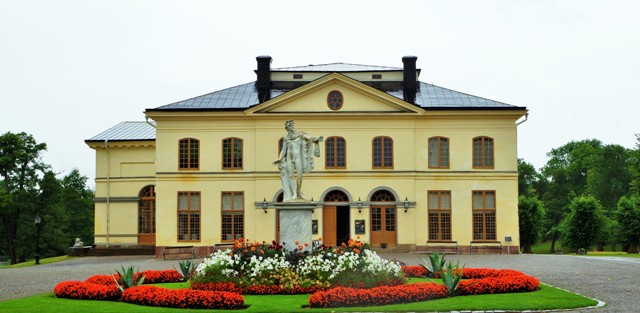 Drottningholm Theatre, Sweden. Trip to Stockholm in the footsteps of ABBA, music tours