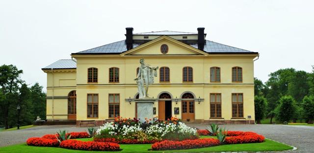 Teatr Drottningholm. Zwiedzanie Sztokholmu śladami zespołu ABBA