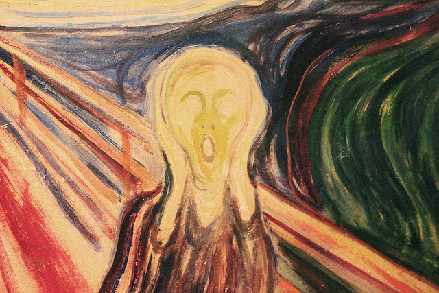 The Scream by Edvard Munch. Oslo tours, group trips to Oslo, conferences in Oslo – Hit The Road Travel
