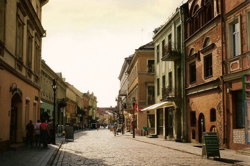 Old Town in Kaunas, Lithuania. Tours of the Baltic States, Helsinki tours – Hit The Road Travel