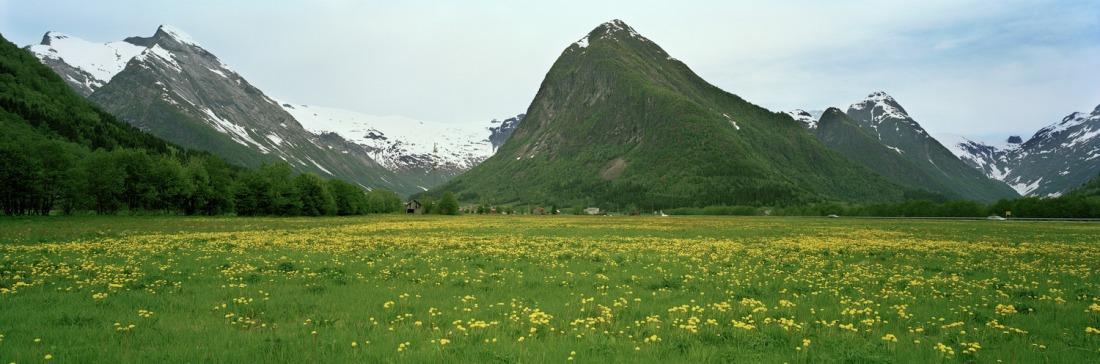 Fjærland, Norwegia. Wycieczka doNorwegii, Hit The Road Travel