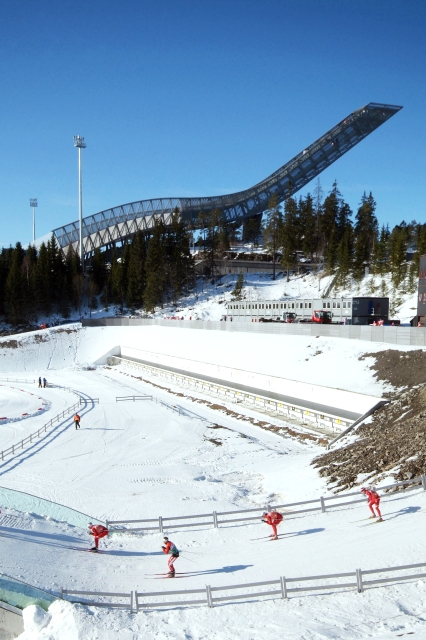 Holmenkollen, Oslo. Oslo tours, group trips to Oslo, conferences in Oslo – Hit The Road Travel