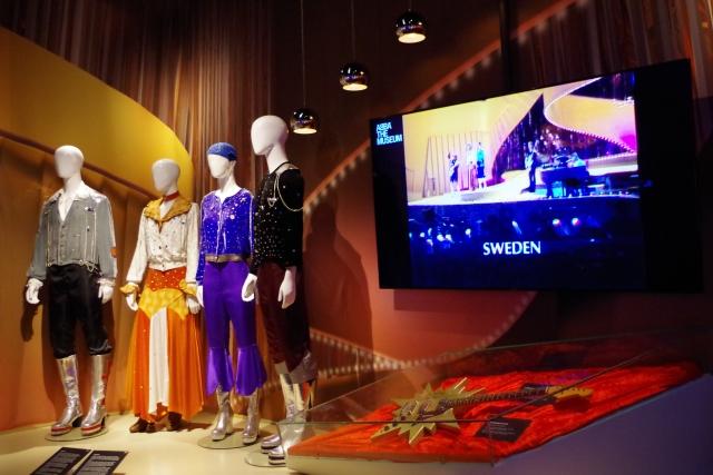 Abba The Museum, Sztokholm. Zwiedzanie Sztokholmu śladami zespołu ABBA