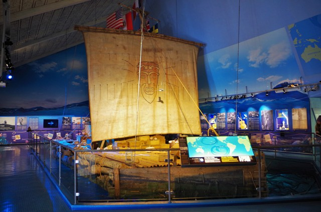 Kon-Tiki Museum in Oslo. Oslo tours, group trips to Oslo, conferences in Oslo – Hit The Road Travel
