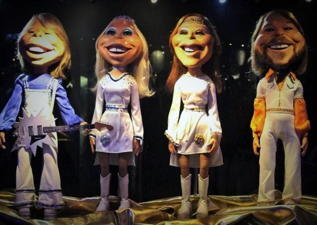 Muzeum Abby, Sztokholm. Zwiedzanie Sztokholmu śladami zespołu ABBA