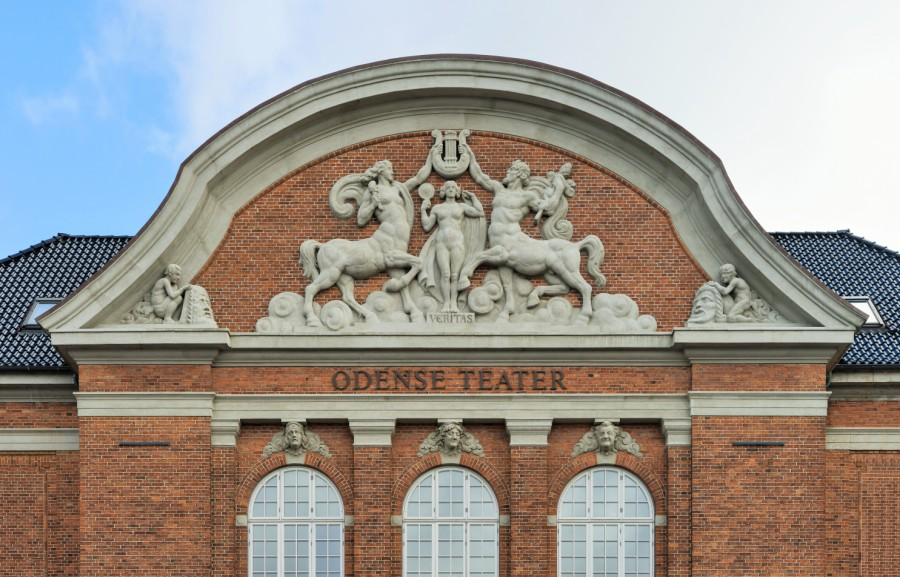 Odense Theatre, Denmark. Trip to Denmark, Denmark tours, travel to Denmark – Hit The Road Travel