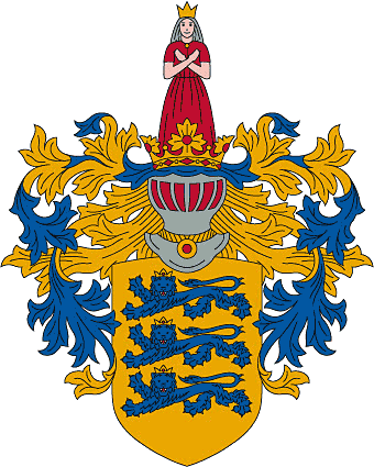 the coat of arms of Tallinn