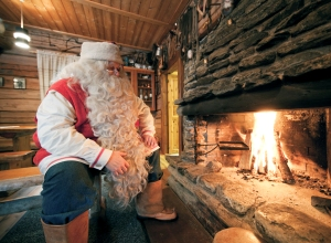 The Land of Santa Claus