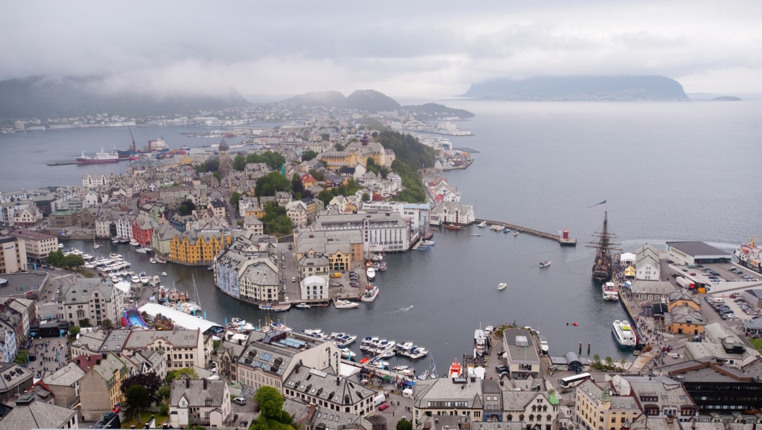 Ålesund, Norway. Tour of Norway, fjord tours – Hit The Road Travel