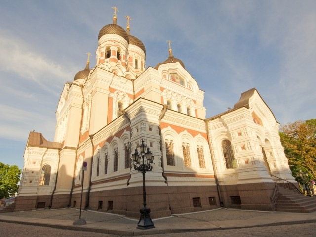 The Alexander Nevsky Cathedral in Tallinn, Estonia. Tours of the Baltic States, Helsinki tours – Hit The Road Travel