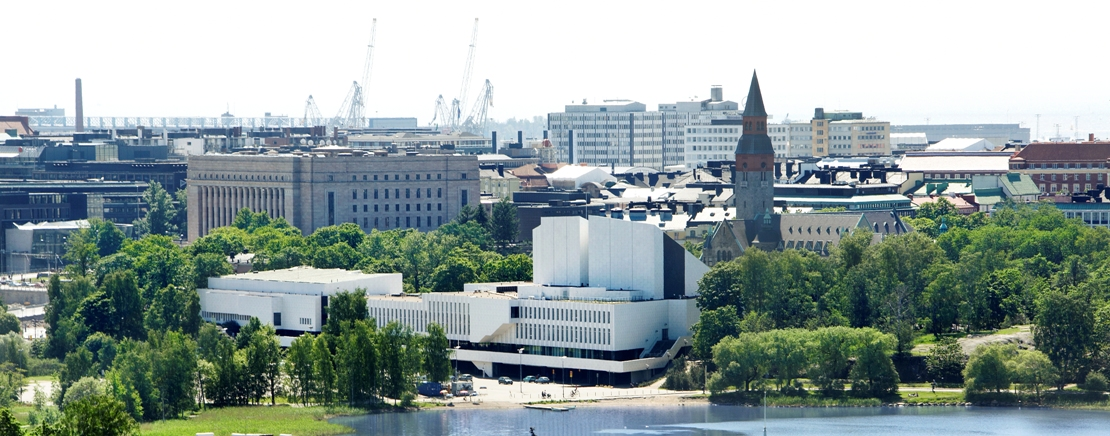 Finlandia Talo, Helsinki, Finland. Tours of the Baltic States, Helsinki tours – Hit The Road Travel