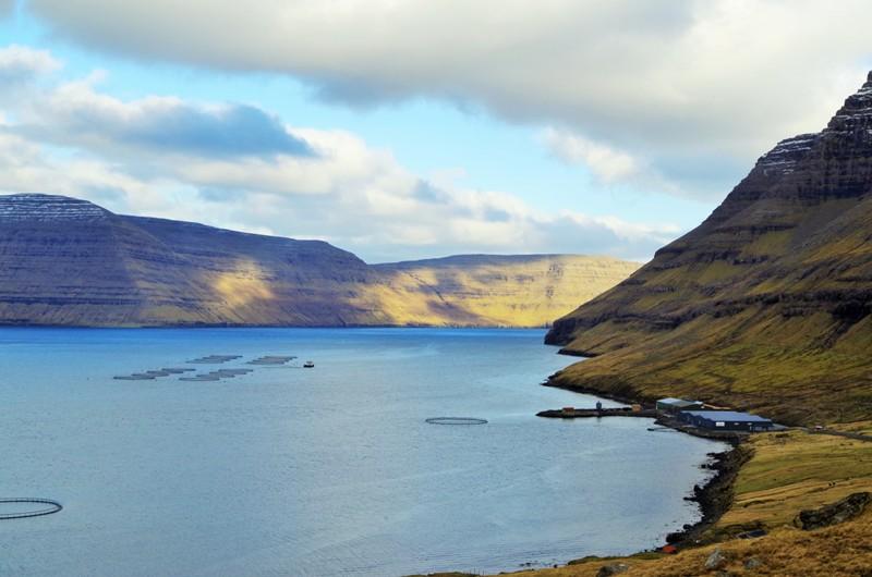 Wyspy Borðoy iViðoy