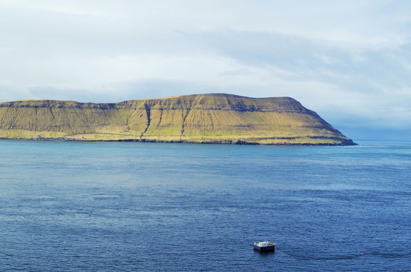 THe Hestur Island. The Faroes - Hit The Road Travel