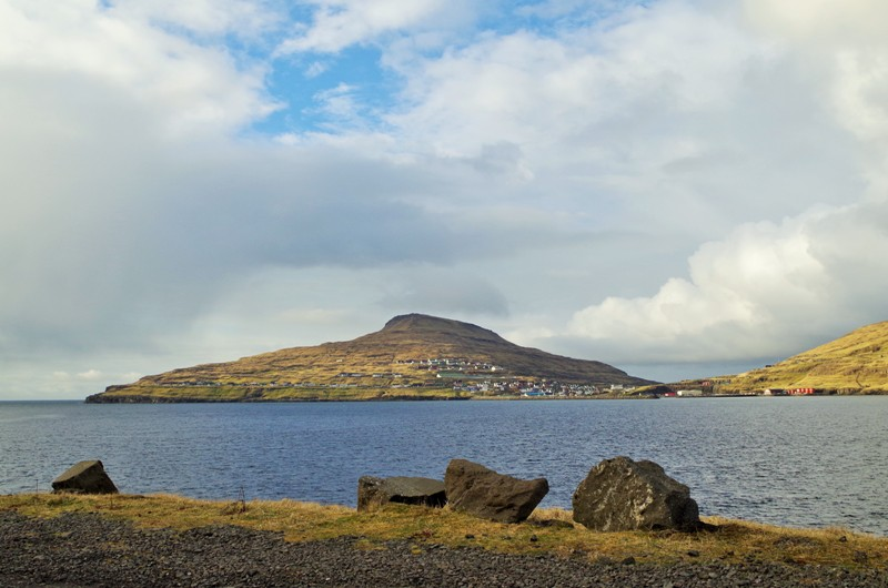 Eiði – a village on the Eysturoy Islands. The Faroe Islands - Hit The Road Travel